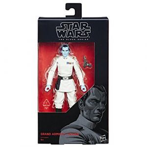 Hasbro Figurine Star Wars Black Series - Grand Amiral Thrawn