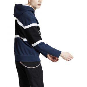 Levi's Sweat-shirt Homme Pull à capuche, Bleu bleu - Taille 36,EU XXL,EU M