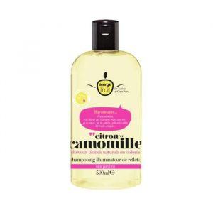 Energie Fruit Citron et camomille - Shampoing illuminateur de reflets