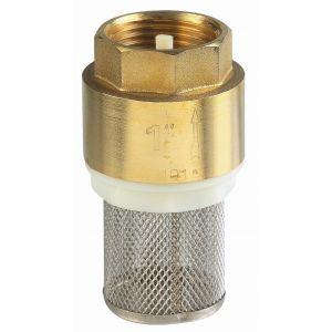 Cap Vert Crépine Femelle laiton - Filetage 26 x 34 mm