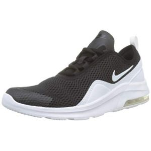 Nike Air Max Motion 2 (GS), Chaussures de Gymnastique bébé garçon, Multicolore (Black/White 001), 38.5 EU