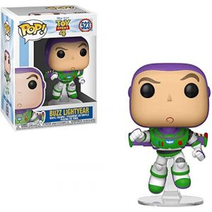 Funko Toy Story 4 - Bobble Head Pop N° 523 - Buzz Lightyear [Figurine]