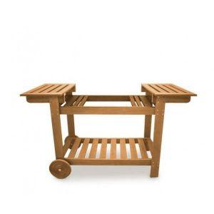 Simogas CBR78 - Chariot bois pour plancha