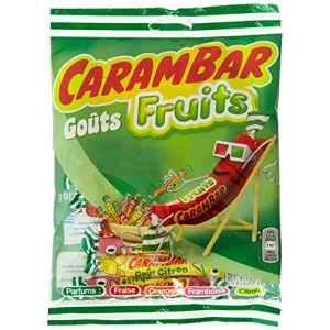 Carambar Fruits - Sachet 130 gr