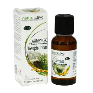 Naturactive Bio complex' respiration - 6 huiles essentielles
