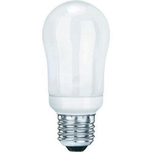Sygonix Ampoule à économie d'énergie E27 9W (=39W) blanc chaud)