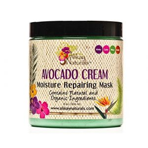 Alikay Naturals Avocado Cream Moisture Repairing Hair Mask
