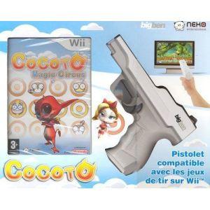 Cocoto : Magic Circus [Wii]