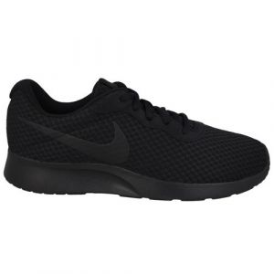 Nike Tanjun, Baskets Basses Homme, Black (001 Black), 44 EU