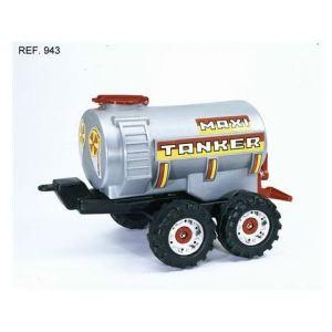 Falk Citerne Tanker Maxi pour tracteur à pédales