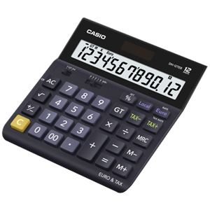 Casio DH-12TER - Calculatrice de bureau