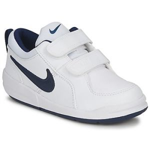 Nike Pico TDV, Chaussures Bébé marche bébé garçon, Blanc (White/Midnight Navy), 18.5 EU (3-6 months Bébé UK)