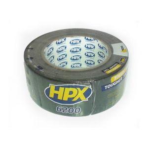 HPX Ruban adhésif américain noir 50 mm x 25 m