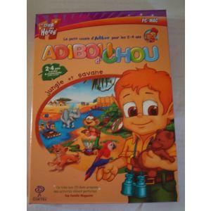 Adiboudchou Jungle - Club des héros [Mac OS, MAC]