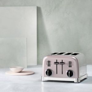 Cuisinart CPT160GE Toaster 4 tranches Vintage