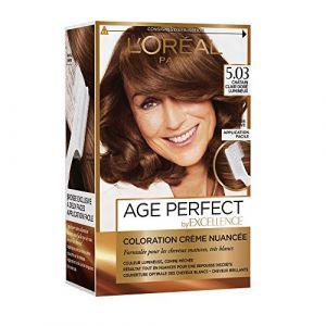 L'Oréal Age Perfect By Excellence Châtain 5.03 Châtain Clair Doré Lumineux