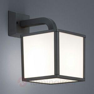 Trio 221560142 - Applique extérieure LED Cubango anthracite aluminium