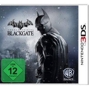 Batman Arkham Origins Blackgate [3DS]