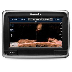 Raymarine A78 - GPS marin tactile