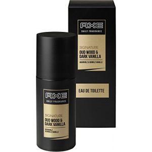 AXE Daily Fragrance Signature Bois de Oud et Vanille noire - Déo vaporisateur 100 ml