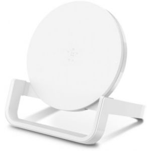 Belkin BOOST UP Qi Stand (10 W) Blanc - Support de charge pour smartphone