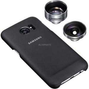 Samsung ET-CG935DBEGWW - Kit de lentilles de conversion + coque de protection pour Galaxy S7 Edge