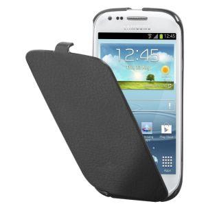 "Anymode ETUISMI8190 - Étui en cuir pour Samsung I8190 ""Galaxy S3 Mini"""