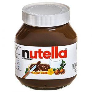 Ferrero Nutella - Pâte à tartiner aux noisettes et au cacao 750g