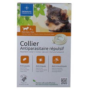 Demavic Collier insectifuge pour chiot et petit chien