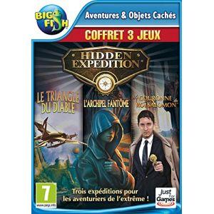 Hidden Expedition 4 + Hidden Expedition 5 + Hidden Expedition 7 [PC]