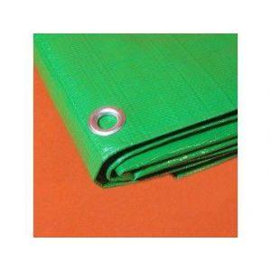 Bâches Direct Bâche Piscine 250 g/m² - 8 x 12 m - Couverture Piscine - bache Imperméable - Baches Piscine