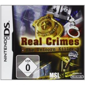Real Crimes - The Unicorn Killer [import allemand] [DS]