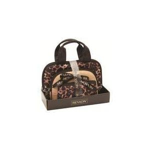 Revlon Cheetah - 3 trousses Duffle Set