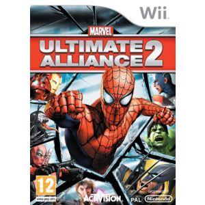 Marvel Ultimate Alliance 2 [Wii]