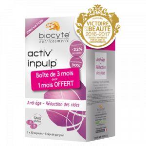 Biocyte Pack Activ' Inpulp - 90 capsules