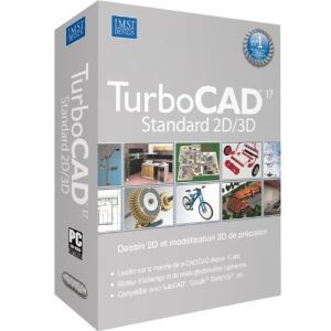 TurboCAD 17 Standard pour Windows