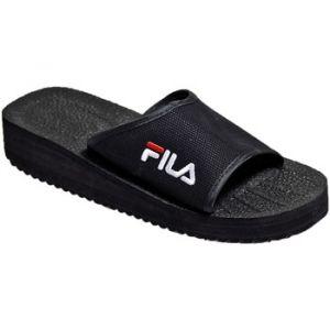 FILA Claquettes 1010289 Pantoufle Homme Noir