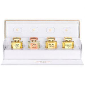 Jean Patou Coffret de 4 miniatures pour femme : Joy, Sublime, 1000 et Joy Forever