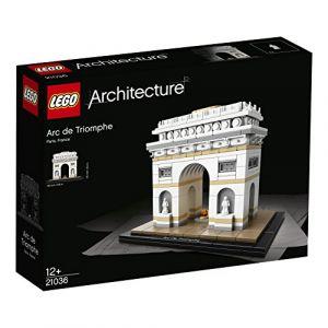 Lego 21036 - Architecture : L'Arc de Triomphe