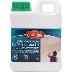 Owatrol Additif pour peintures émulsionnées - Floetrol - 1 L