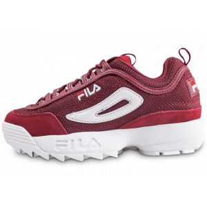 FILA Chaussures Baskets basses DISRUPTOR 90s rouge - Taille 37,39