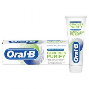 Oral-B Oral B Manual Gencives Purify Nettoyage Intense Dentifrice 75 ml