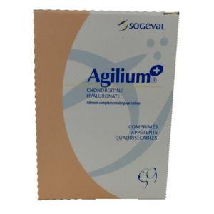 Sogeval Agilium + : comprimés anti-arthrose pour chiens et chats