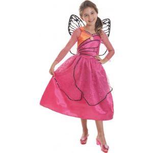 Christys Déguisement Barbie Mariposa princesse Classic (3-5 ans)