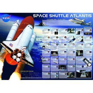 Eurographics Puzzle Navette Spatiale Atlantis 1000 pièces