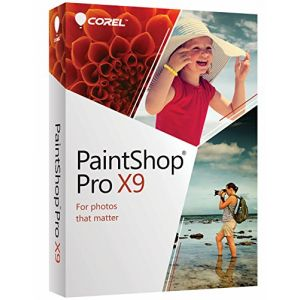 PaintShop Pro X9 pour Windows