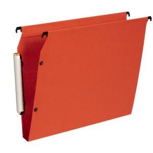 Esselte Paquet de 10 dossiers suspendus Premium  pour armoire (fond : 30 mm)