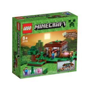 Lego 21115 - Minecraft : La première nuit