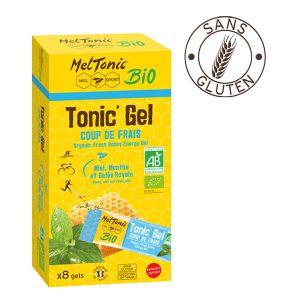Meltonic Tonic' Gel Coup de frais bio - 8 gels de 20 g