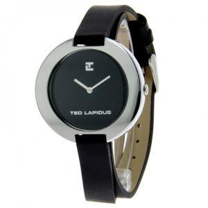 Ted Lapidus A0300RNNN - Montre pour femme avec double bracelet